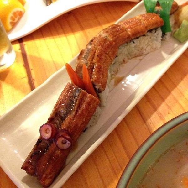 Dragon Roll Tokyo Garden View Online Menu And Dish Photos At Zmenu