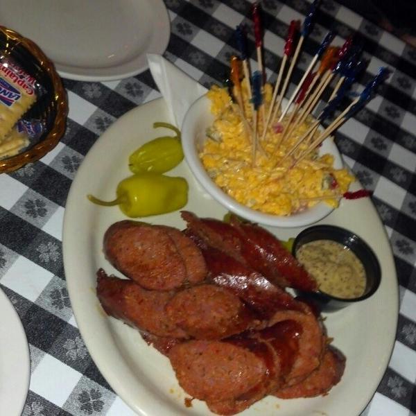 sausage-\u0026-pimento-cheese-plate & Sausage \u0026 Pimento Cheese Plate - Ajax Diner View Online Menu and ...