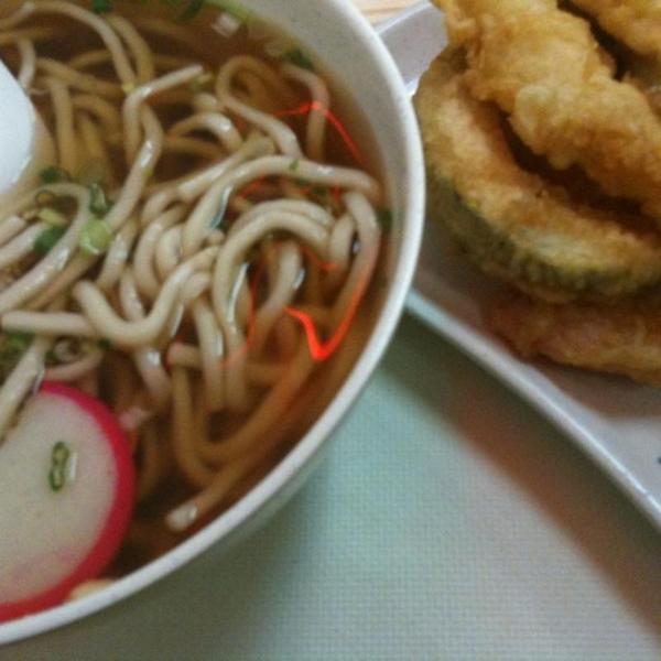 Shrimp Tempura Udon Tokyo Garden View Online Menu And Dish