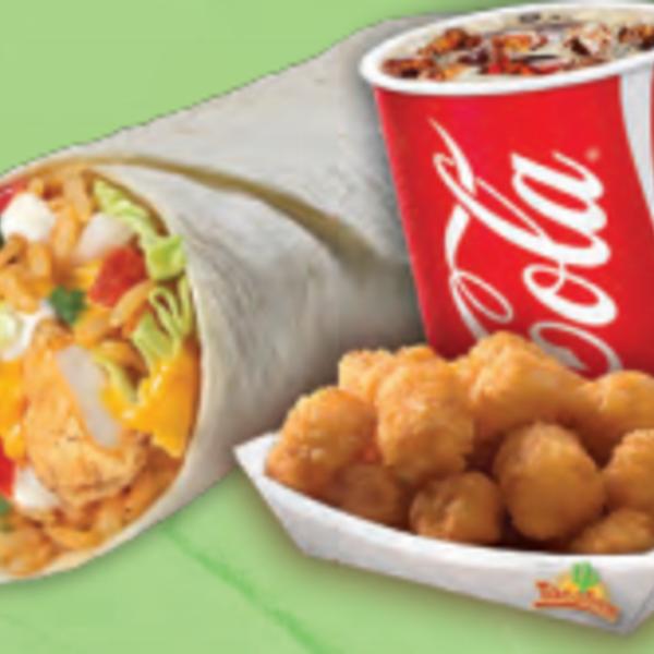 chicken-ranchero-burrito