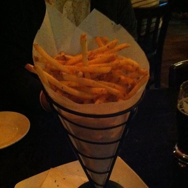 truffled-french-fries