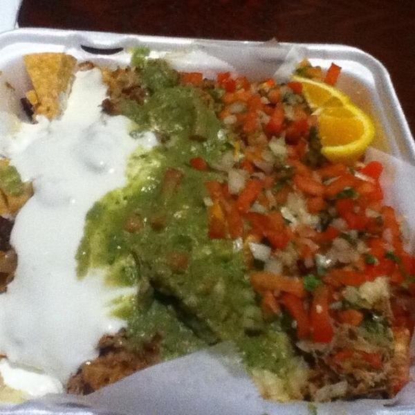 super nachos memo s mexican food restaurant view online menu and