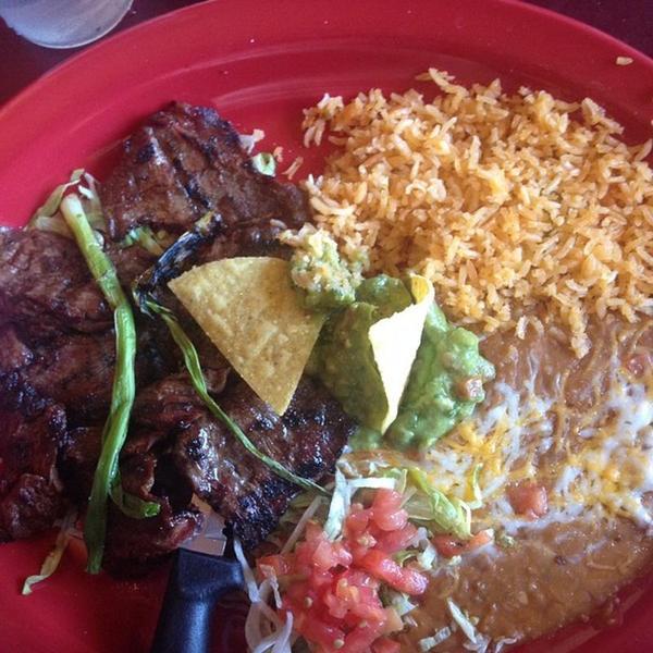 Carne Asada Tamayo Restaurant View Online Menu And Dish Photos At Zmenu