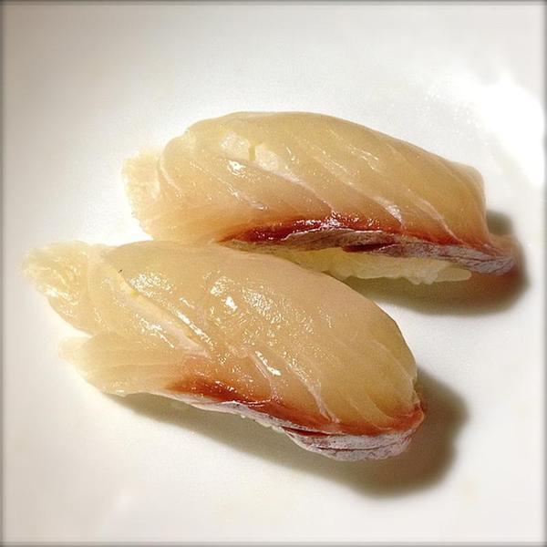 Striped Bass Sashimi