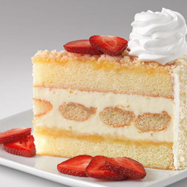 Lemoncello Cream Torte The Cheesecake Factory View Online Menu
