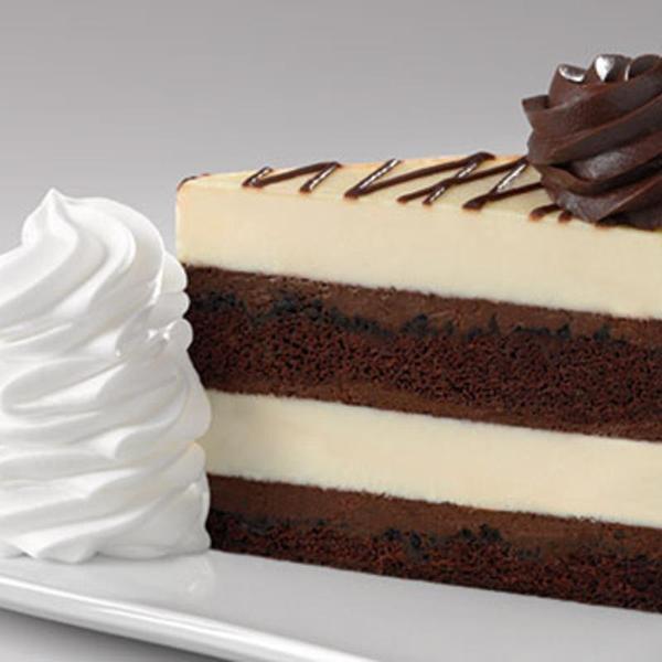 Th Anniversary Chocolate Cake Cheesecake