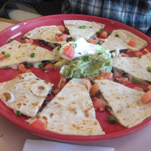 Carne Asada Quesadilla Victorias Mexican Food View Online Menu