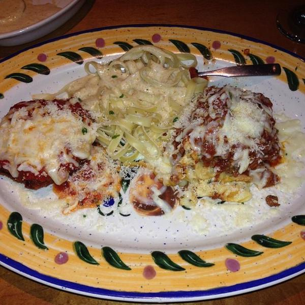 tour of italy - Olive Garden Jacksonville