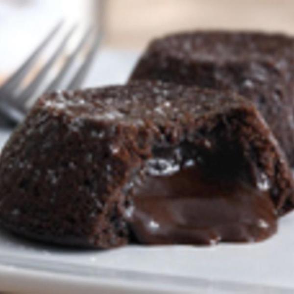Large Chocolate Lava Cake