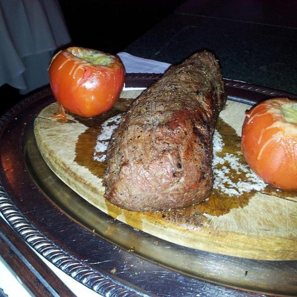 how to cook chateaubriand on the grill