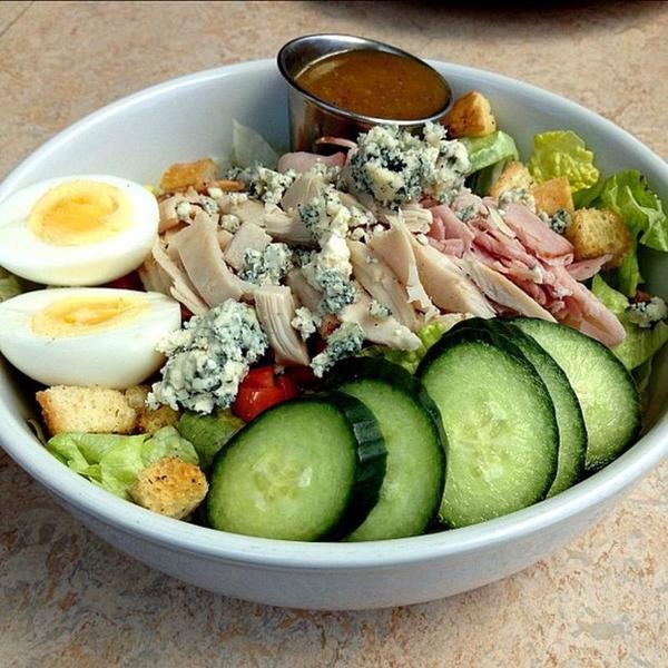 Chef Salad Eat At Rudys View Online Menu And Dish Photos