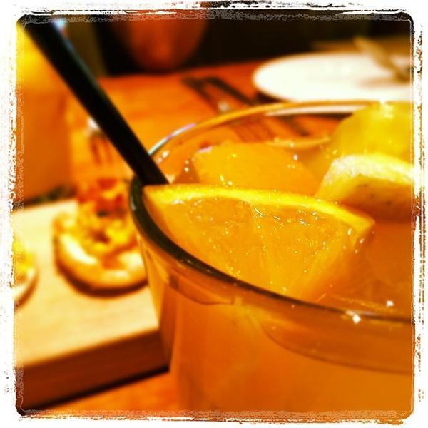 White Sangria - Chelsea\'s Kitchen, View Online Menu and Dish Photos ...