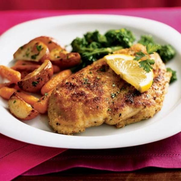 Macaroni Grill Chicken Scaloppine Chicken scaloppine - romano's ...