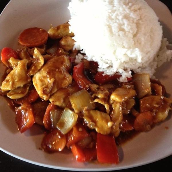 curry chicken china garden view online menu and dish photos at zmenu