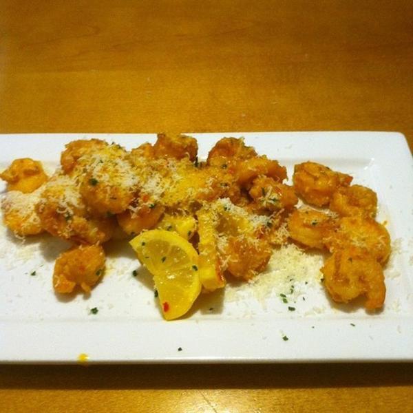 shrimp scampi fritta - Olive Garden Shrimp Scampi