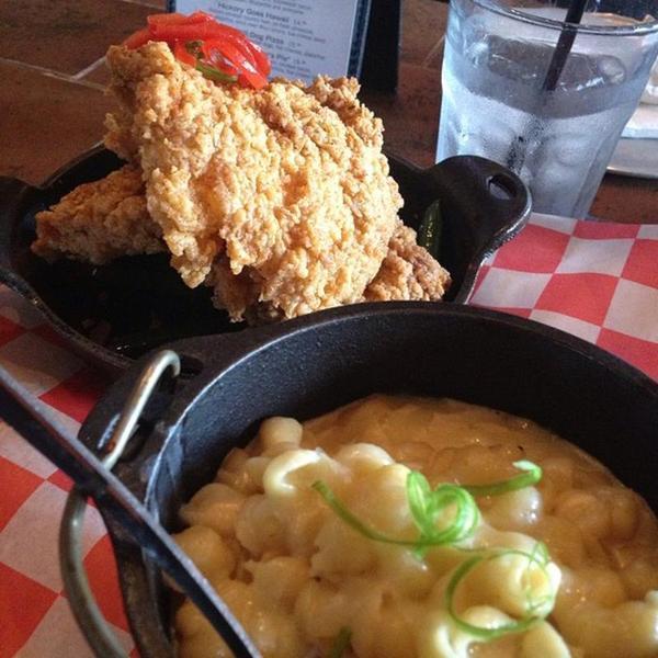 Wk Hot Chicken - Whiskey Kitchen, View Online Menu and Dish Photos ...