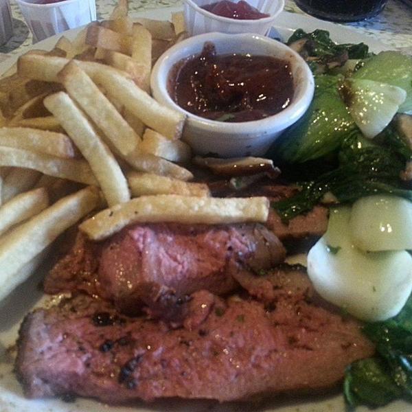 Tri Tip Steak Salad - Tin Leaf Fresh Kitchen, View Online Menu and ...