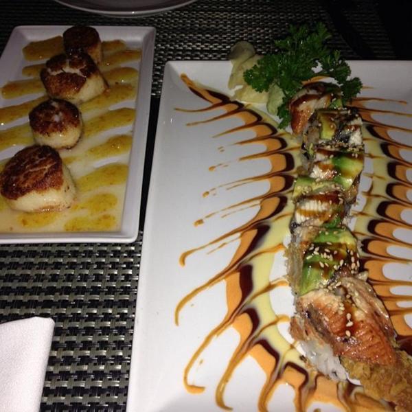 Dragon Maki Sip Wine Bar And Kitchen View Online Menu And