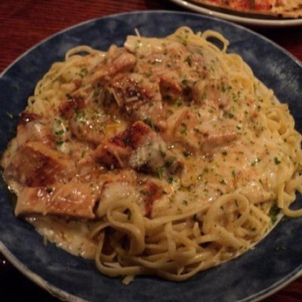 Cajun Chicken Linguini Alfredo - Red Lobster, View Online Menu and Dish Photos at Zmenu