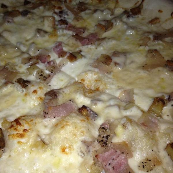 Pizza Bianca Zesta Cucina View Online Menu And Dish Photos At Zmenu