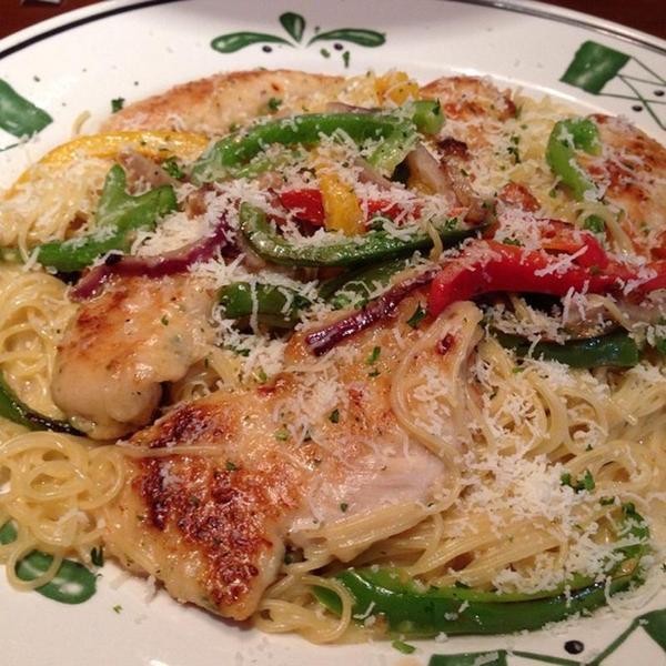 chicken scampi - Olive Garden Chicken Scampi