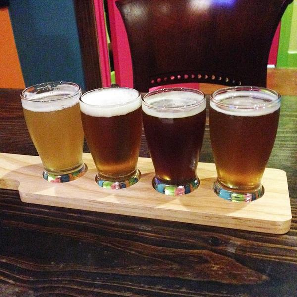 Guadalupe Scotch Ale - Pam\'s Patio Kitchen, View Online Menu ...