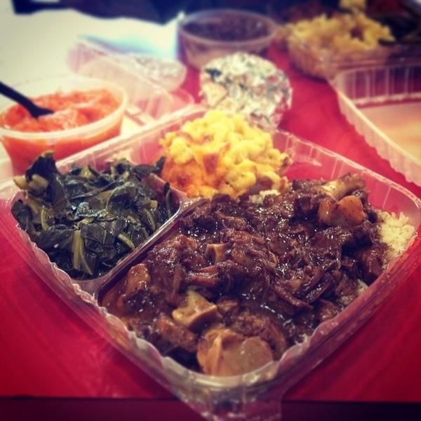 Ox Tails Lenas Soul Food Cafe View Online Menu And Dish Photos