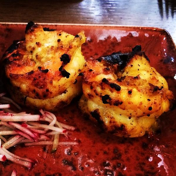 grilled shrimp - Rumis Kitchen Menu