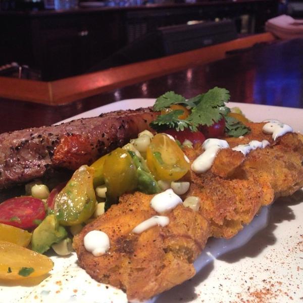 Grilled 10oz Creekstone Farms Strip Steak - Victoria Gastro