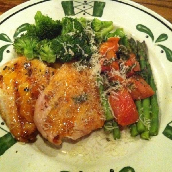 Venetian Apricot Chicken. « Back To Olive Garden Italian Restaurant,  Glendale, CA