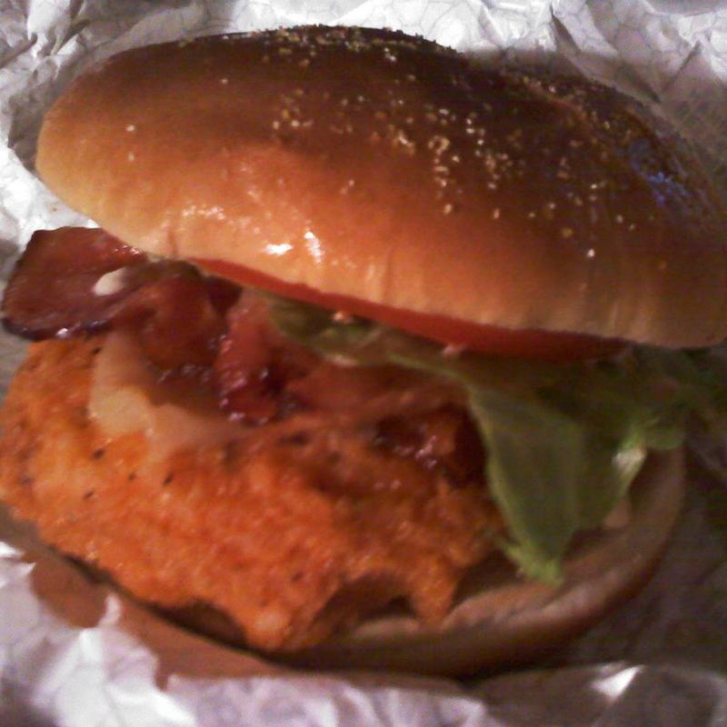 Homestyle ranch chicken club jack in the box zmenu for Jack in the box fish and chips