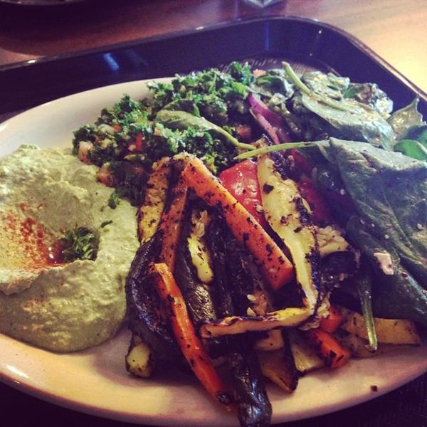 veggie-sampler