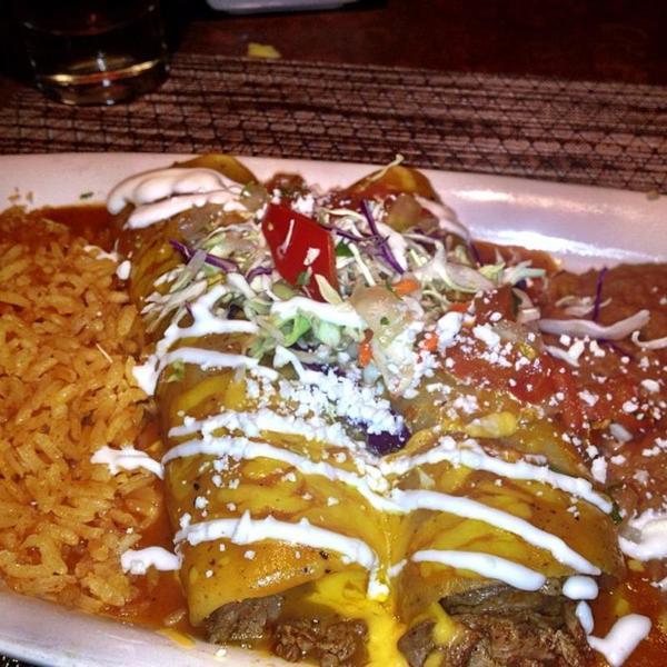 Carne Asada Enchiladas - Luna Modern Mexican Kitchen, View Online ...