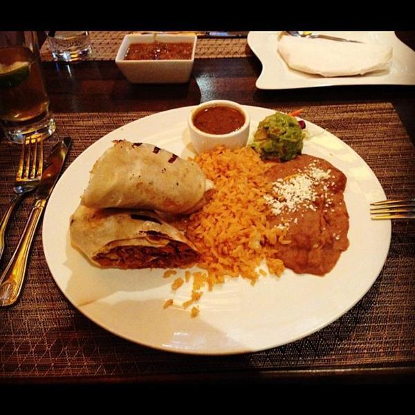 Pipian De Puerco - Luna Modern Mexican Kitchen, View Online Menu ...