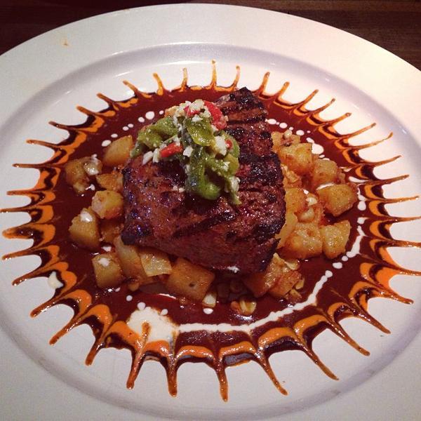 Steak Adobado - Luna Modern Mexican Kitchen, View Online Menu and ...
