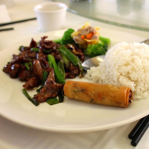 Mongolian Beef Big Chopsticks View Online Menu And Dish Photos At