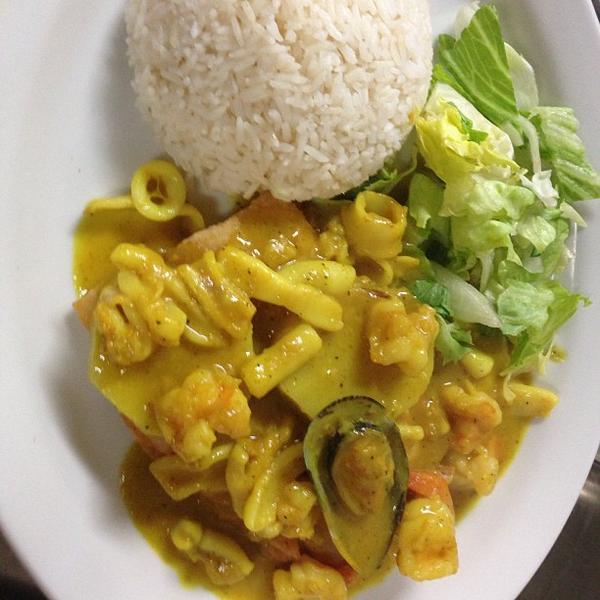 Pescado A Lo Macho Chicama Peruvian Restaurant View Online Menu And Dish Photos At Zmenu