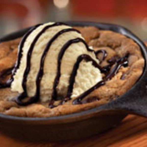 Skillet Chocolate Chip Cookie Back To Chili S Pompano Beach Fl