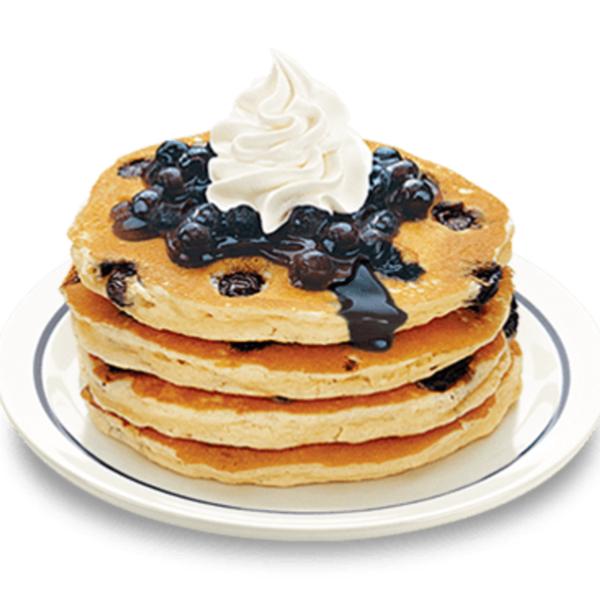 double blueberry pancakes ihop view online menu and dish photos rh zmenu com