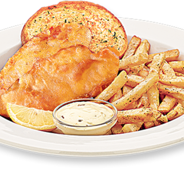 Buttermilk battered fish chips ihop view online menu for Buttermilk fish batter