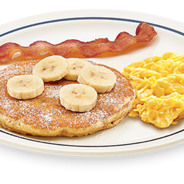 Grease Monkey Highlands Ranch Quebec: Ihop Whole Wheat Pancakes With Bananas