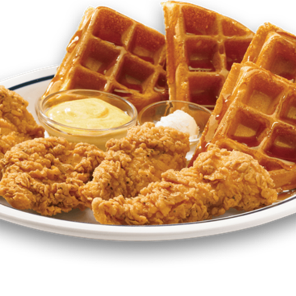 Chicken and Waffles - IHOP, View Online Menu and Dish ...