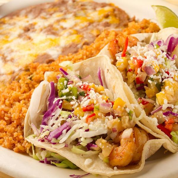 Shrimp Taco Cabo Taco Baja Grill View Online Menu And Dish Photos