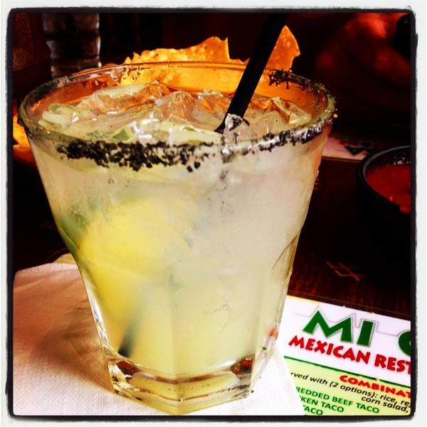 Margarita Monday - Mi Casa , View Online Menu and Dish ...