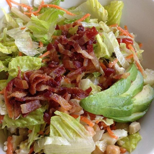 Kitchen Sink Cobb Salad - Greenleaf Gourmet Chopshop, View Online ...