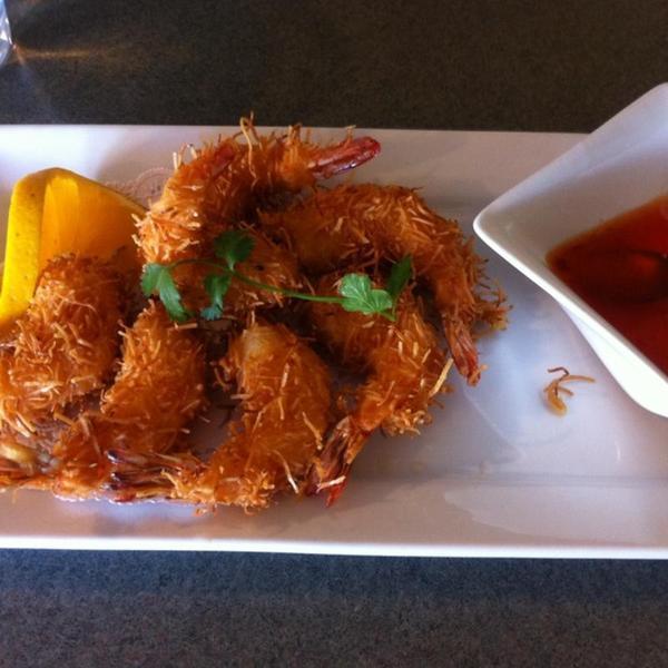 Coconut Shrimp. «