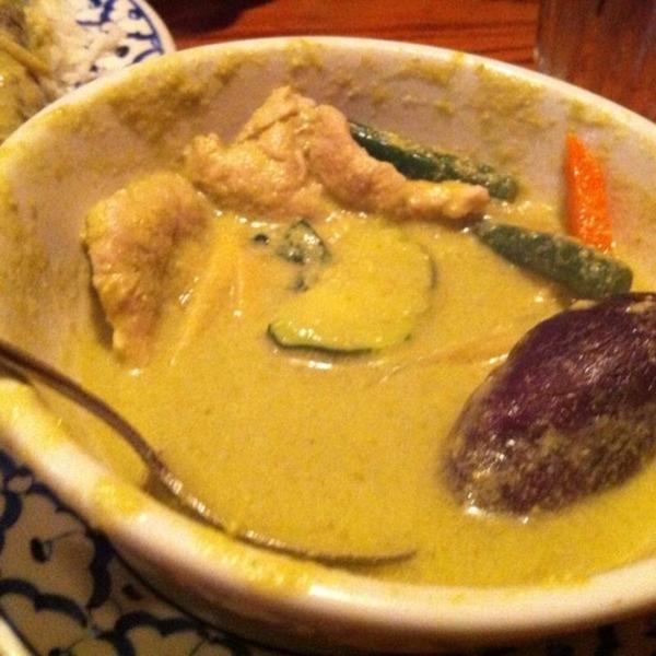 Kang Keow Wan Green Curry Sabieng Thai Cuisine View Online