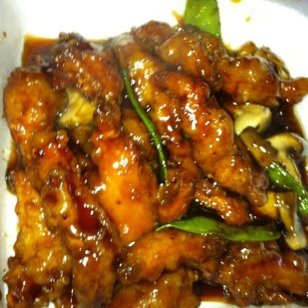 Tai Chi Restaurant Menu