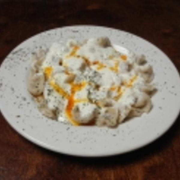 Manti (anatolian Ravioli) Plate