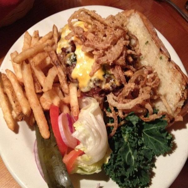 Motherlode Burger Cattlemens Restaurant View Online Menu And Dish